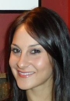A photo of Caroline who is one of our Atlanta MCAT tutors