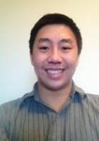 A photo of Allen who is one of our College Essays tutors in Washington DC