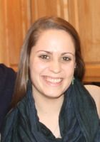 A photo of Sarah who is one of our St. Louis Phonics tutors