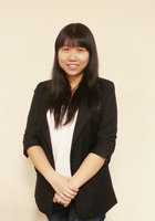 A photo of Xin Yu (Suki) who is one of our Atlanta Middle School Math tutors