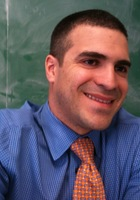 A photo of Manuel  who is one of our New York City Writing tutors