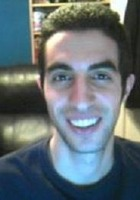 A photo of Timothy who is one of our New York City Writing tutors