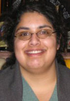 A photo of Seema who is one of our GRE tutors