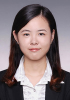 A photo of Qingqing who is one of our tutors
