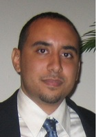 A photo of Ramon who is one of our New York City Middle School Math tutors