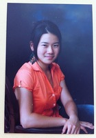 A photo of Yilan who is one of our tutors in Washington DC