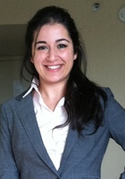 A photo of Marla who is one of our ISEE tutors