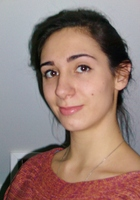 A photo of Morgan who is one of our New York City German tutors