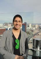 A photo of Aman who is one of our Los Angeles Physics tutors