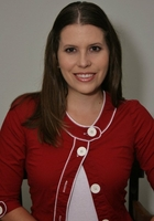 A photo of Miranda who is one of our Atlanta ACT Writing tutors