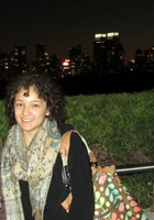 A photo of María Paz who is one of our New York City Spanish tutors
