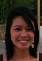 A photo of Annie who is one of our New York City MCAT tutors