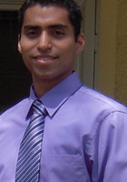 A photo of Fernando who is one of our St. Louis Physiology tutors