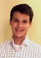 A photo of Sam who is one of our Atlanta Biology tutors