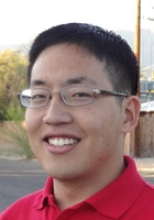 A photo of Derek who is one of our Tucson Elementary Math tutors