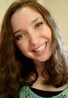 A photo of Brittany who is one of our Phoenix Test prep tutors