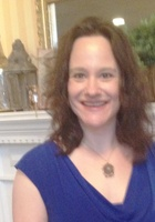 A photo of Lisa who is one of our New York City Writing tutors
