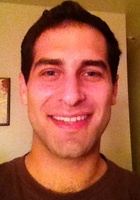 A photo of David who is one of our New York City GMAT tutors
