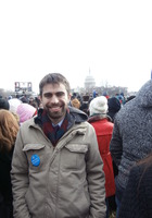 A photo of Sebastian who is one of our Washington DC LSAT tutors
