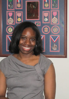 A photo of Brittany who is one of our tutors in Washington DC