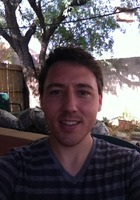 A photo of James who is one of our English tutors in Tucson, AZ