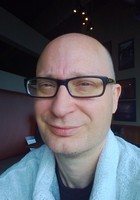 A photo of Chris who is one of our ACT Writing tutors in New York City, NY