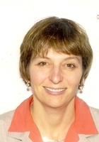 A photo of Michele who is one of our Phonics tutors