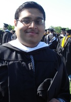 A photo of Aalok who is one of our SAT tutors in New Jersey