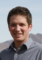 A photo of Aaron who is one of our Tucson GMAT tutors