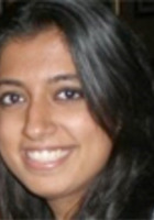 A photo of Neha who is one of our Chicago Writing tutors