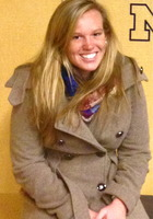 A photo of Lindsey who is one of our Math tutors in Baltimore, MD