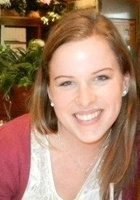 A photo of Erin who is one of our Pre-Calculus tutors in Washington DC