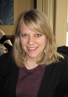 A photo of Alana who is one of our Phonics tutors