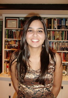 A photo of Maria who is one of our Atlanta Writing tutors