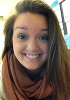 A photo of Emily who is one of our Social studies tutors in St. Louis, MO