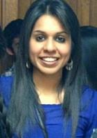 A photo of Puja who is one of our Physiology tutors