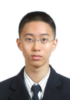 A photo of James Hyukmin who is one of our tutors