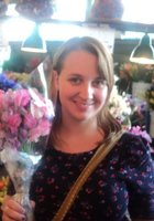 A photo of Amanda who is one of our Phonics tutors