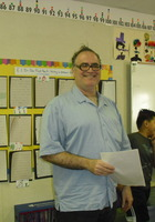A photo of Howard who is one of our Grammar and Mechanics tutors