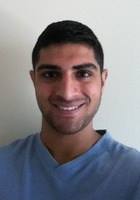 A photo of Arun who is one of our Physiology tutors