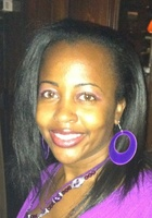 A photo of Monisola who is one of our Math tutors in Atlanta, GA