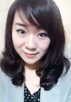 A photo of Cheng who is one of our Pre-Calculus tutors