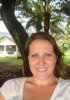 A photo of Lindsay who is one of our French tutors