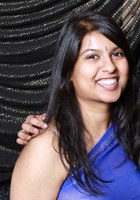 A photo of Mrunali who is one of our Math tutors in Baltimore, MD