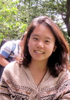 A photo of Jeewon who is one of our GRE tutors
