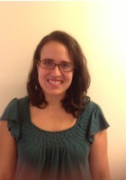 A photo of Beth who is one of our Middle School Math tutors