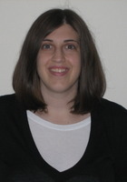 A photo of Erin who is one of our GRE tutors