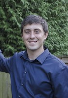 A photo of Wyatt who is one of our MCAT tutors in Seattle, WA