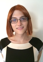 A photo of Sonya who is one of our ACT Reading tutors