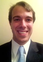 A photo of Andrew who is one of our History tutors in Washington DC